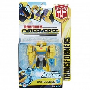 Hasbro Figurka Transformers Action Attackers Warrior Bumblebee