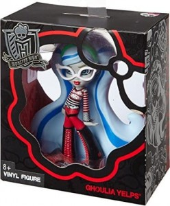 Monster High Ghoulia Yelps Winylowa Figurka CFC89