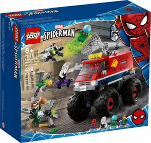 LEGO 76174 MARVEL SPIDER MAN Monster truck 76174